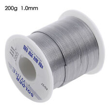 63/37 1.0mm 200g Rosin Core Weldring Tin Lead Industrial Solder Wire New
