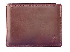 Starhide Designer Mens Luxury VT Real Leather Money Clip Credit Card Wallet #820