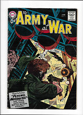 "OUR ARMY AT WAR #71  [1958 VG+]  ""FLYING MOSQUITO!""  SIVER-AGE COMICBOOK"