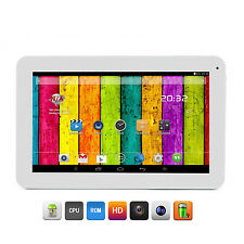 10.1'' Quad Core Google Android 4.4 KitKat Tablet PC 10'' 16GB 1GB Bluetooth NEW