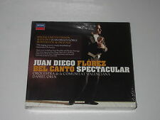 CD + DVD LIMITED EDITION BOX/SEALED NEU NEW/JUAN DIEGO FLOREZ/BEL CANTO/4780314