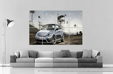 VOLKSWAGEN BEETLE  Wall Poster Grand format A0 Large Print