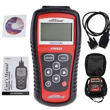 EOBD OBD2 OBDII Car Scanner Diagnostic Live Data Code Reader Check Engine NEW US