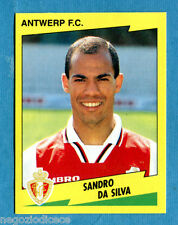 FOOTBALL 98 BELGIO Panini -Figurina-Sticker n. 61 - DA SILVA - ANTWERP -New