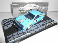 ALPINE RENAULT A310 RALLY MONTE CARLO 1975 THERIER IXO EAGLEMOSS 1/43