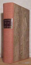 REUTTER Traité de Matière Médicale  Drogues végétales - Drogues animale 1923 TBE