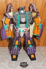 Transformers Cybertron MEGATRON Leader Class Action Figure Hasbro