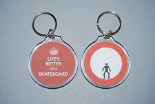 Life's better on a skateboard - SKATING - HALF PIPE FUN - Skaters gift