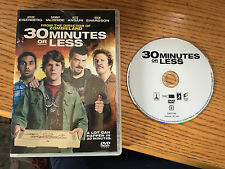 30 Minutes or Less (DVD, 2011) Region 3 but plays in Region1 (USA) players