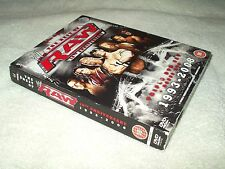 DVD Wrestling WWE The Best Of Raw 15th Anniversary 1993-2008