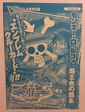One Piece OnePy Berry Match W Promo PJ005-W