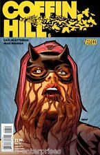 Coffin Hill #6 Comic Book 2014 Vertigo - DC