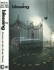 THE BLESSING PRINCE OF DEEP WATER CASSETTE ALBUM 1991MCA ROCK POP BLUES ROCK