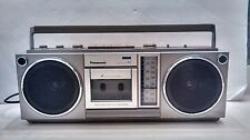 Vintage Panasonic RX-4930 AM/FM Radio Cassette Player Recorder Boombox WORKS