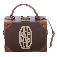 FANTASTIC BEASTS AND WHERE TO FIND THEM NEWT SCAMANDER MINI TRUNK HANDBAG PURSE