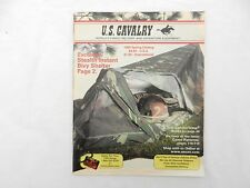 catalogue U.S. CAVALRY 1998 - Military and adventure équipement