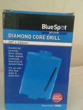 Blue spot 107mm x 150mm diamond core drill bit 19502 maçonnerie béton bloc