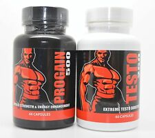 New and better Progain 500 Muscle Strenght & Energy Enhancement & Testo 250