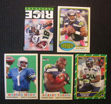 2013 SEAHAWKS 30 Card Lot w/ TOPPS ARCHIVES Team Set 24 SUPER BOWL Players !!