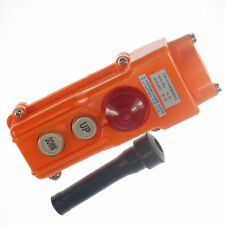 (1) COB-61H For Hoist Crane Pendant Control Station Push Button Switch Emergency