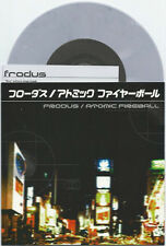 "Frodus/Atomic Fireball ""split"" 7"" Dillinger Escape Plan Thrice Fugazi"