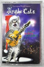 The Jingle Cats Santa Claws Cassette Tape New Christmas 1997 Orig World Famous