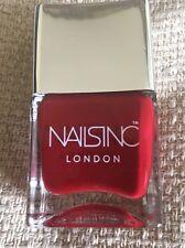 Nails Inc Nail Varnish in Chelsea Green 14ml