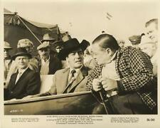 """""""THE BIG CIRCUS""""-ORIGINAL PHOTO-PETER LORRE-VICTOR MATURE-RED BUTTONS"""