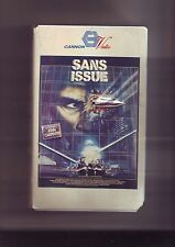 K7 cassette video sans issue -- film de john carpenter --