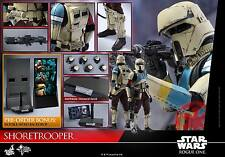 Hot Toys 1/6th scale Shoretrooper Figure Rogue One: A Star Wars Story MMS389