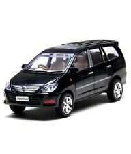 Toyota Innova Car Diecast Pull Back Toy Black, Silver