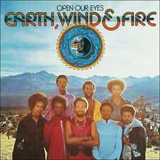 EARTH WIND & FIRE : OPEN OUR EYES (BONUS TRACK) (RMST) (CD) sealed