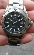 BULOVA 100 FT /3ATM.DAY -DATE WATER RESISTENT