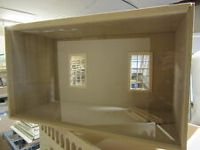 "Dolls House  1/12 scale   Room Box   24"" wide  KIT   DHD09"