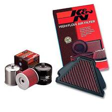 K&N Oil And Air Filter Combo For Honda 2002 CBR600 F2