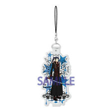 D.Gray-Man Yu Kanda Acrylic Phone Strap Anime Manga NEW