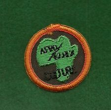 GIRL SCOUT TRY-IT BADGE - BROWNIE PRE TRY-ITS - AFRICA - WESTPORT, CT COUNCIL