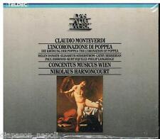 Monteverdi: L'incoronazione Di Poppea / Harnoncourt, Berberian, Esswood - CD