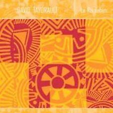 FREE US SH (int'l sh=$0-$3) ~LikeNew CD David Tayorault: La Ru Zabim