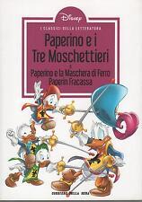 I CLASSICI DELLA LETTERATURA DISNEY 23 - I TRE MOSCHETTIERI