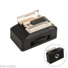 """MSA-8 Blitzschuh-Adapter passt zu Standard Blitzschuh an 1/4"""" Hot Shoe Converter"""