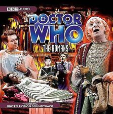 Doctor Who : The Romans (Classic TV Soundtrack) by Dennis Spooner (CD-Audio)