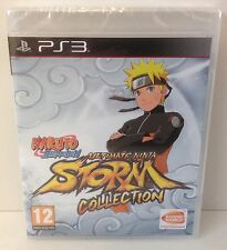 PS3 Naruto : Storm Collection ***Brand New *** SEALED*** Playstation 3 PAL 2 FR