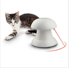 Automatic Interactive Dart Laser Light Funny Exercise Teaser Toy For Cat Dog Pet