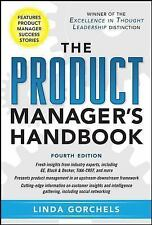 The Product Manager's Handbook 4/E, Gorchels, Linda, Acceptable Book