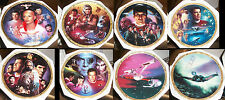 STAR TREK™ THE MOVIES Plate Collection by Hamilton