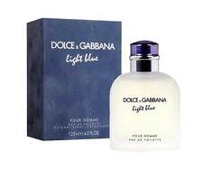 Dolce & Gabbana Light Blue for Men 4.2 Fl.oz. / 125 ml