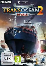 TransOcean 2: Rivals (PC DVD) BRAND NEW SEALED TRANS OCEAN