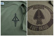 Delta Force Airborne (1st SFOD-D) The Unit Silk-Screened T-Shirt MEDIUM Ultra