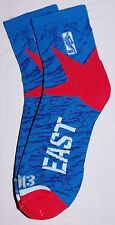 NBA SOCKS MENS SHORT SOCKS NBA ALL STAR EAST LRG